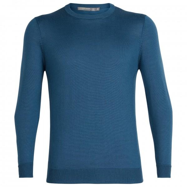 Icebreaker - Quailburn Crewe Sweater - Merinopullover