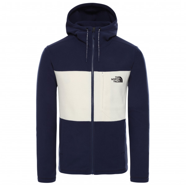 The North Face - Blocked Fullzip Hoodie - Fleecejacka