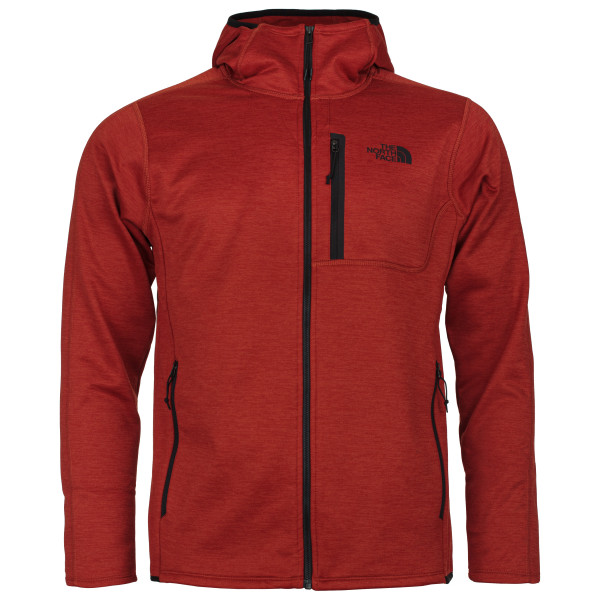 The North Face - Canyonlands Hoodie - Giacca in pile