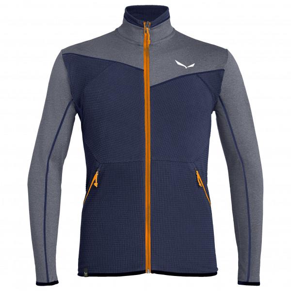Puez Hybrid Polarlite Fullzip - Fleece jacket