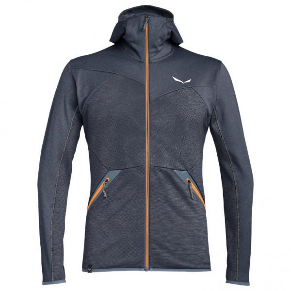 Puez Melange Polarlite Fullzip Hoody - Fleece jacket
