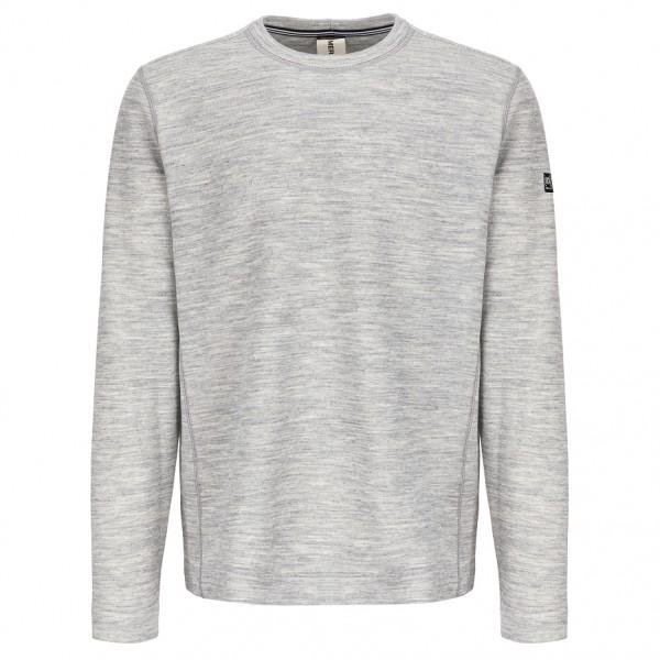SuperNatural - Knit Sweater - Överdragströjor merinoull