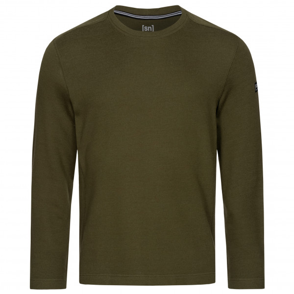 super.natural - Knit Sweater - Pull en laine mérinos
