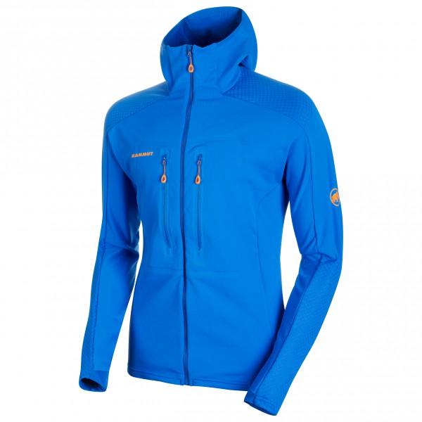 Mammut - Eiswand Advanced ML Hooded Jacket - Fleecejakke