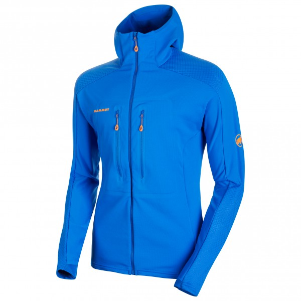 Mammut - Eiswand Advanced ML Hooded Jacket - Fleecetakki