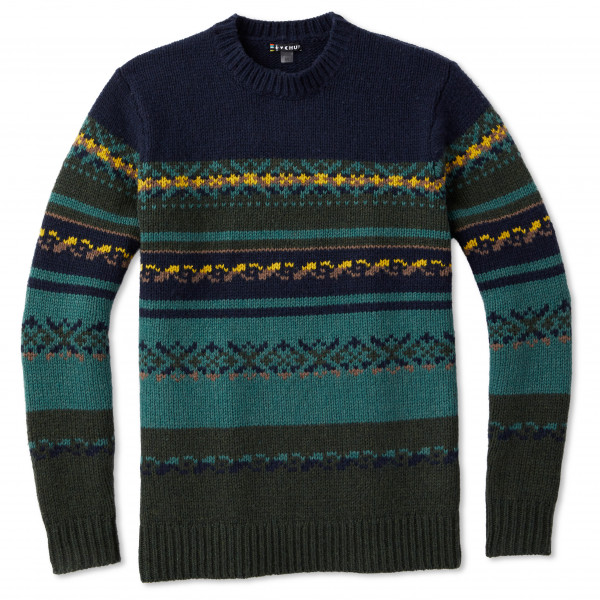 Smartwool - Chup Kaamos Sweater - Merino sweatere