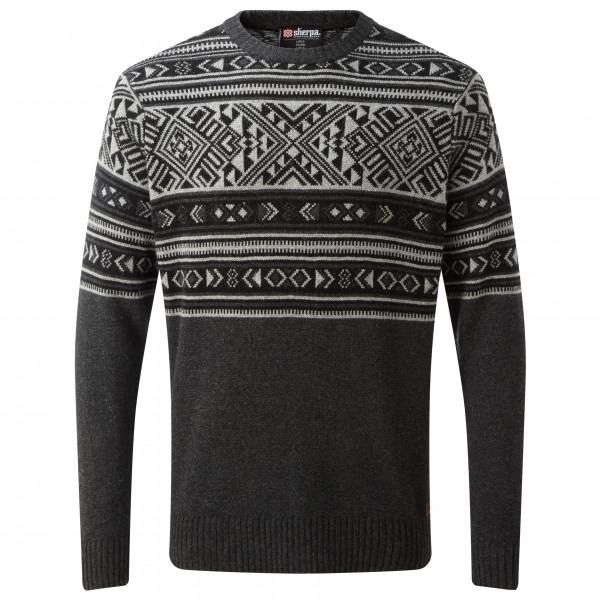 Sherpa - Nathula Crew Sweater - Merinovillapulloverit
