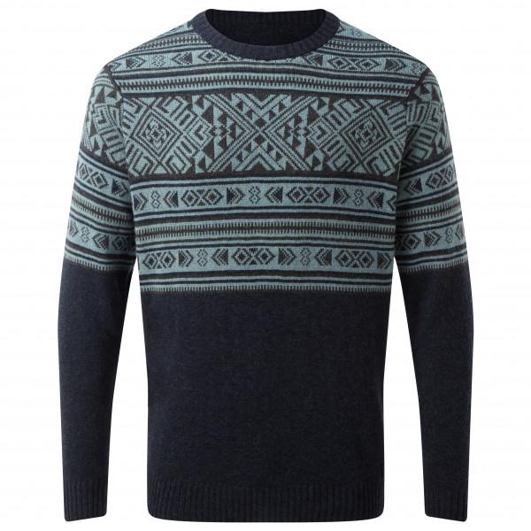 Sherpa - Nathula Crew Sweater - Merinotrui