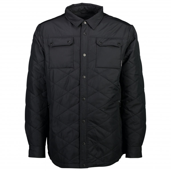 Mons Royale - The Keeper Insulated Shirt - Uldjakke