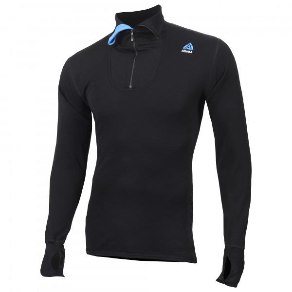 Aclima - Doublewool Polo Shirt Zip - Merino jumper