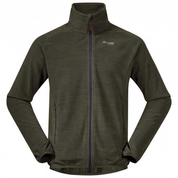 Bergans - Hareid Fleece Jacket Nohood - Fleecejacka