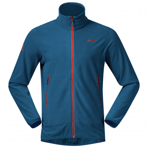 Bergans - Lovund Fleece Jacket - Fleecetakki