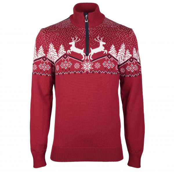 Dale of Norway - Dale Christmas Sweater - Merino sweatere