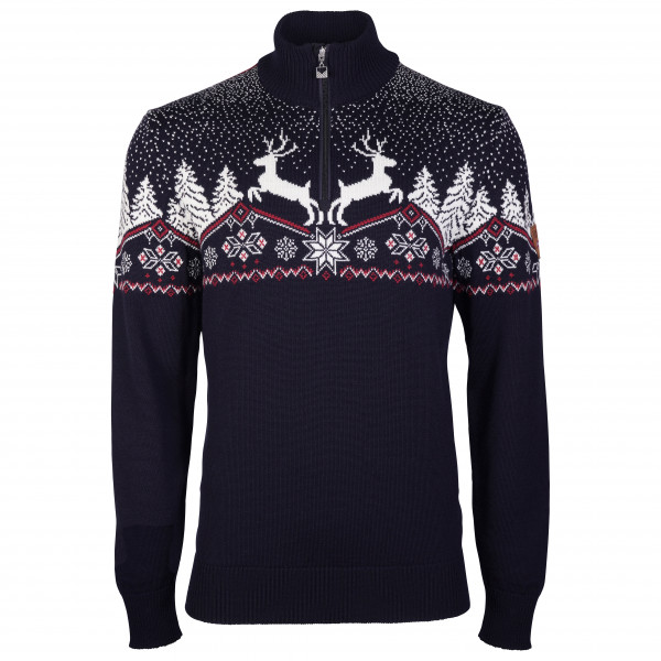 Dale of Norway - Dale Christmas Sweater - Överdragströjor merinoull