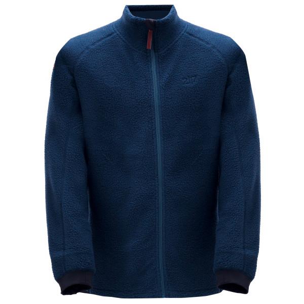 2117 of Sweden - Mossle Pile Jacket - Fleecejack