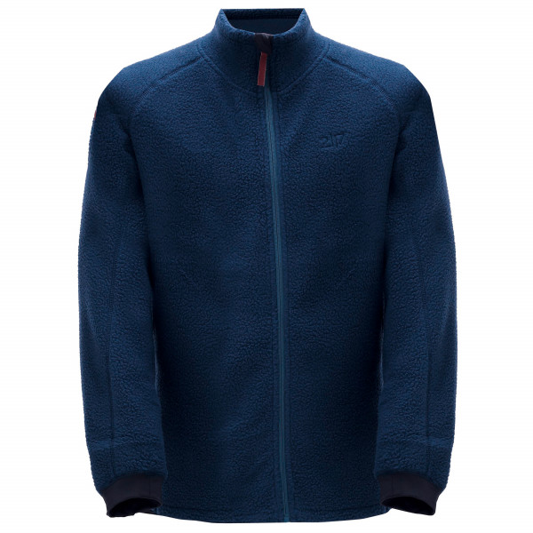 2117 of Sweden - Mossle Pile Jacket - Fleecejacka