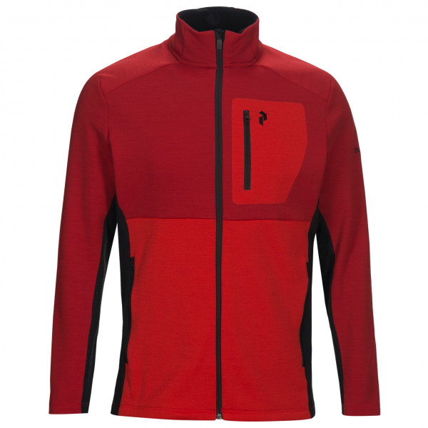 Peak Performance - Helo Mid Zip Jacket - Casual jacket