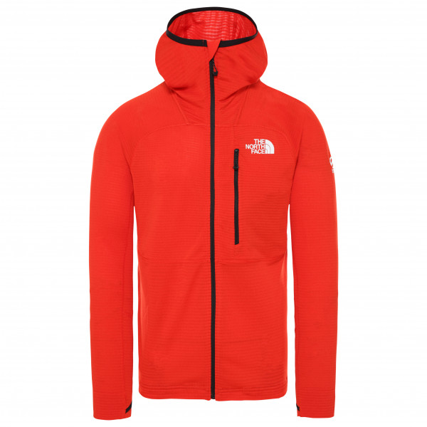 The North Face - Summit L2 Power Grid LT Hoodie - Fleecejakke