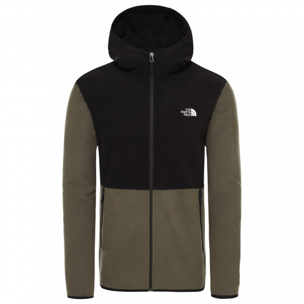 The North Face - Tka Glacier Full Zip Hoodie - Fleece jacket