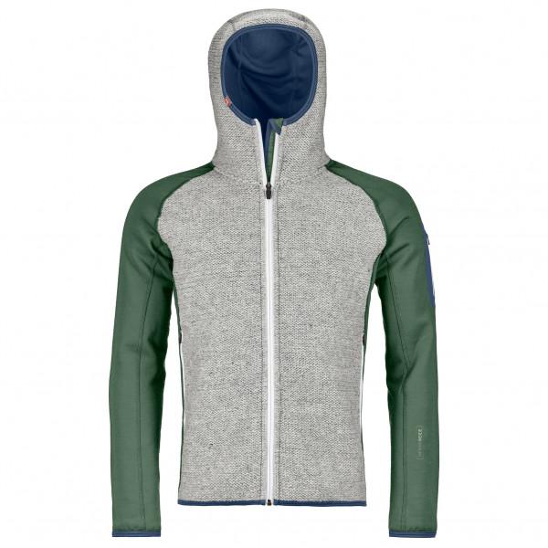 Ortovox - Fleece Plus Classic Knit Hoody - Fleecejakke