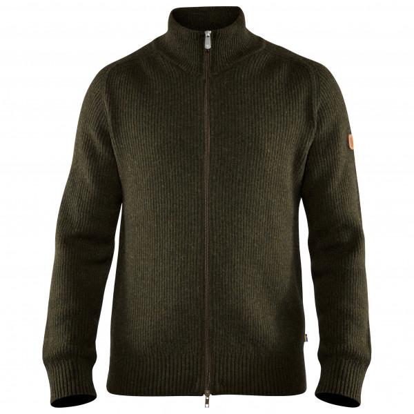 Fjällräven - Greenland Re-Wool Cardigan - Wollen trui