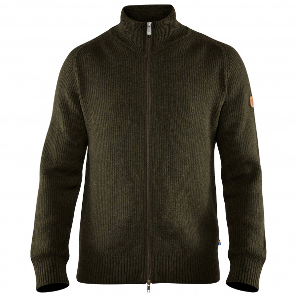 Fjällräven - Greenland Re-Wool Cardigan - Wollpullover