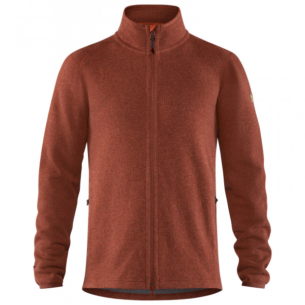 Fjällräven - High Coast Wool Sweater - Ullgenser
