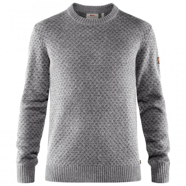 Fjällräven - Övik Nordic Sweater - Ullpullover