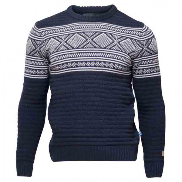 Ivanhoe of Sweden - Mattis Crew Neck - Wool jumper