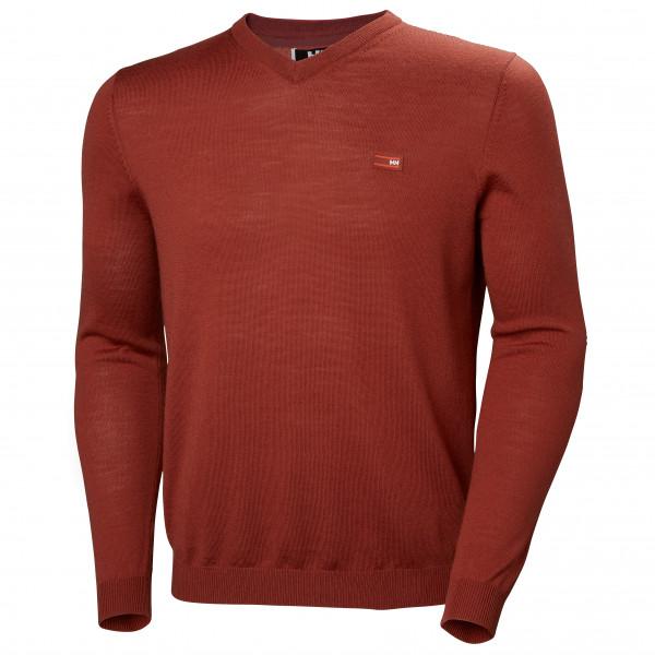 Helly Hansen - Skagen Merino Sweater - Merino sweatere