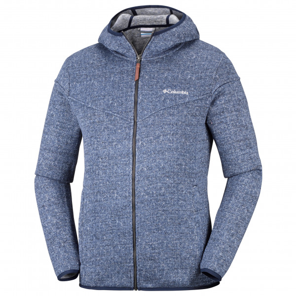 Columbia - Boubioz Hooded Full Zip Fleece - Fleecejacke
