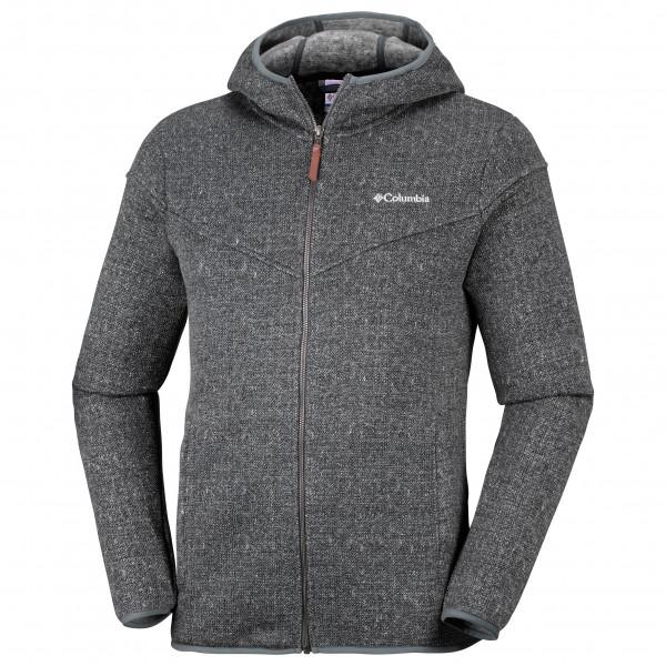 Columbia - Boubioz Hooded Full Zip Fleece - Fleecejack