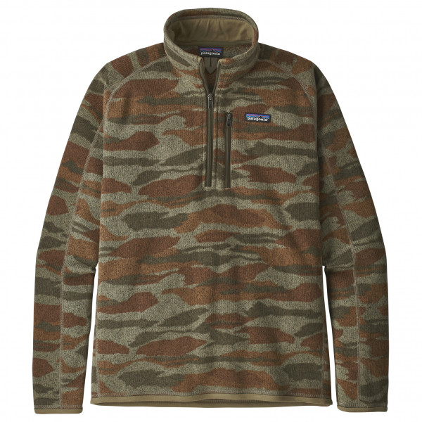 Patagonia - Better Sweater 1/4 Zip - Fleecesweatere
