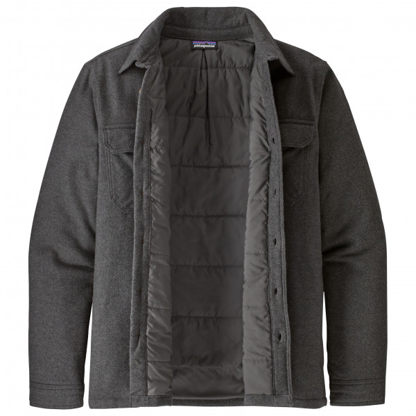 Patagonia - Insulated Fjord Flannel Jacket - Fleecevest