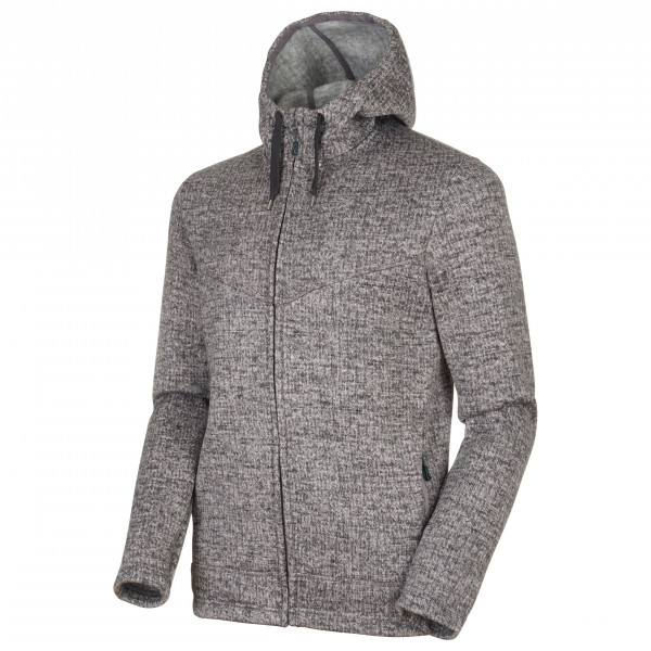 Mammut - Chamuera ML Hooded Jacket - Fleecetakki