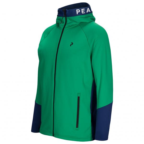 Peak Performance - Rider Zip Hood - Fleece jumper
