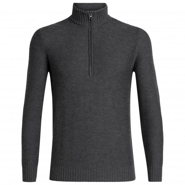 Icebreaker - Waypoint L/S Half Zip - Merino sweatere