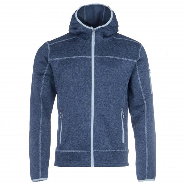 Stoic - Flatfleece Hoody Jacket Heden - Fleecejakke