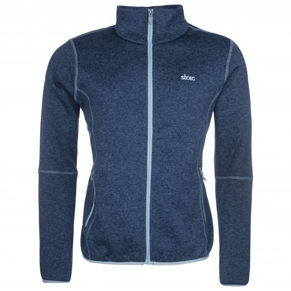 Stoic - Flatfleece Jacket Tobo - Fleecejakke