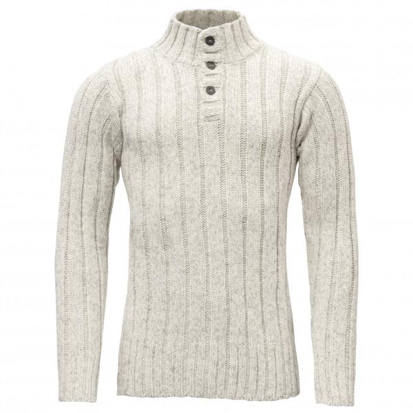 Devold - Amundsen Button Neck - Wool jumper