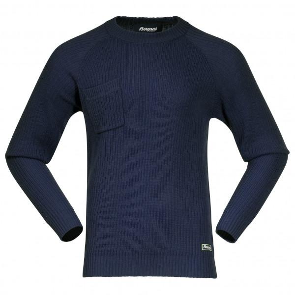 Bergans - Stavali Jumper - Camiseta de manga larga de merino