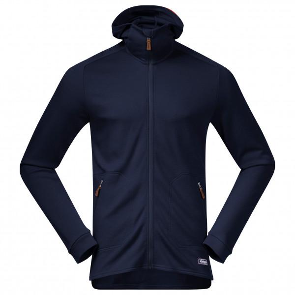 Bergans - Tuva LT Wool Hood Jacket - Merinohoodie