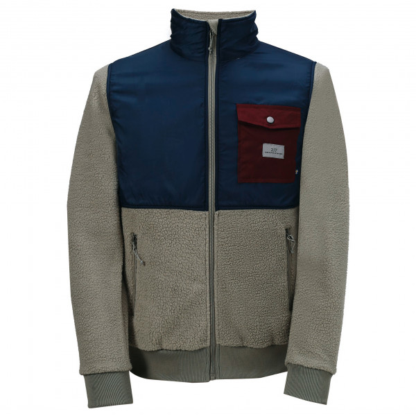 2117 of Sweden - Pile Jacket Gallebo - Fleecejacke