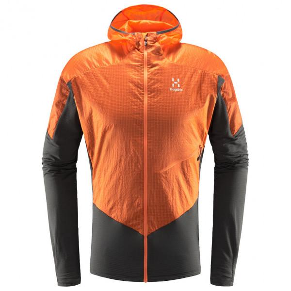 L.I.M Hybrid Hood - Fleece jacket
