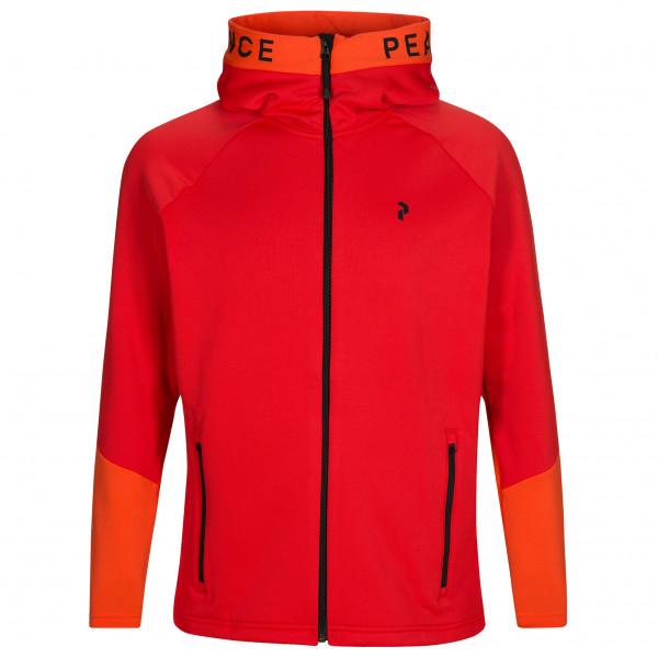 Peak Performance - Rider Zip Hood - Fleece jacket