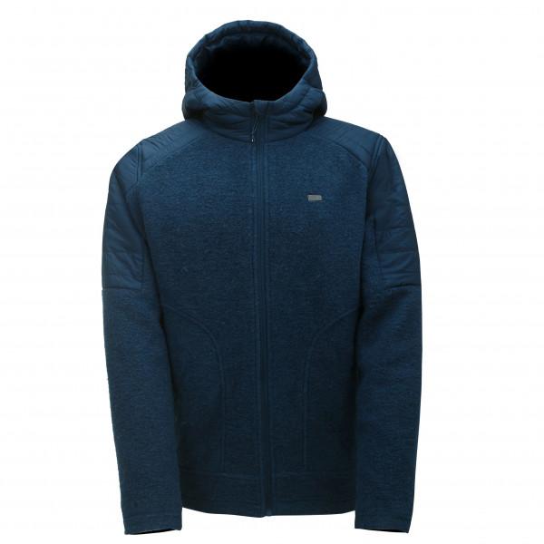 Wool Hybrid Jacket Ekelund - Wool jacket