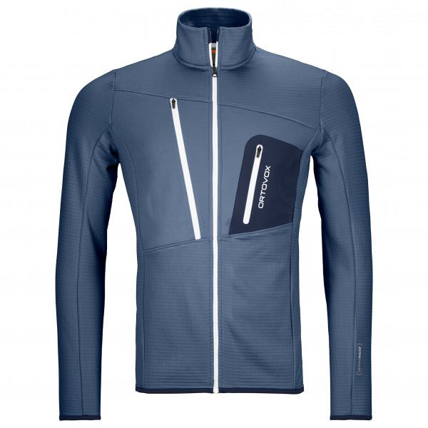 Ortovox - Fleece Grid Jacket - Fleecejacke