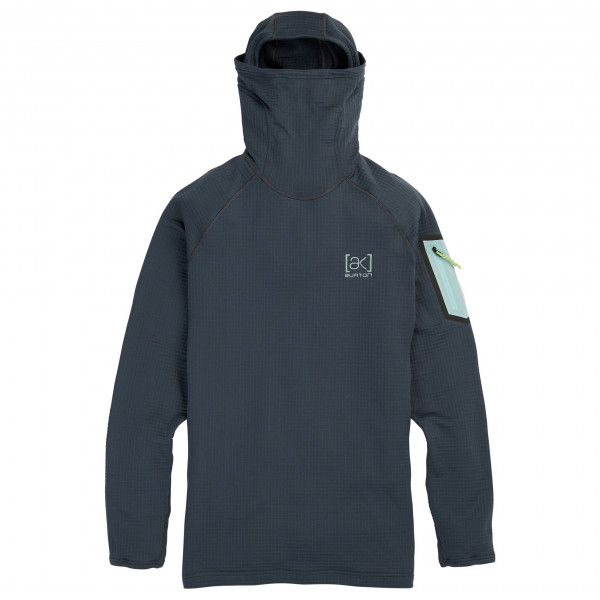 Burton - AK Grid Pullover - Fleecevest