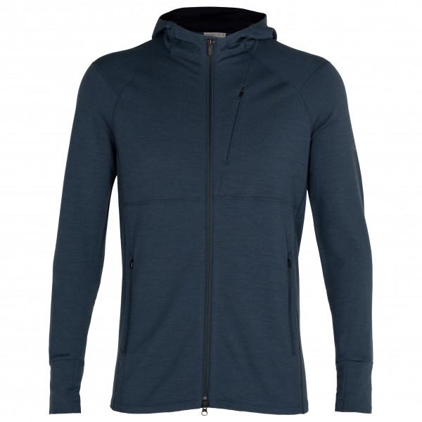Icebreaker - Quantum II L/S Zip Hood - Merino hoodie