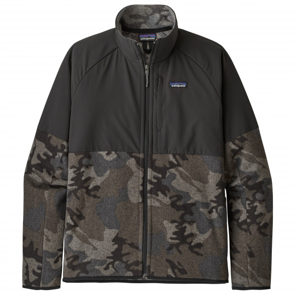 Patagonia - LW Better Sweater Shelled Jacket - Fleecejacke